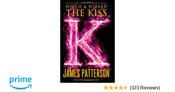 witch and wizard the kiss audiobook