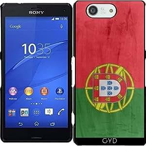 Funda para Sony Xperia Z3 Compact - Bandera De Portugal by wamdesign