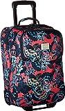 Roxy Women's Wheelie Rolling Suitcase, Rouge Red Mahna Mahna