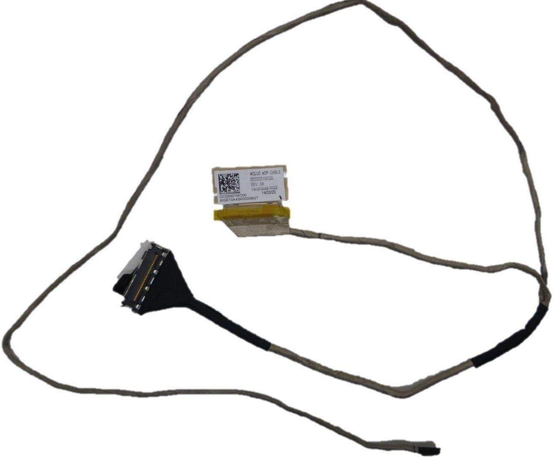 LCD LED LVDS Screen Display Cable for Lenovo G50 Z50 G40 Z40 Series DC02001MC00