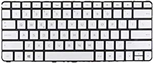 White US English Keyboard with Backlit for HP Spectre X360 13-4000 13-4100 13T-4000 13T-4100 4103DX 4001 Laptop Replacement