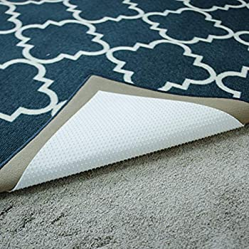 Amazon Com Rug On Carpet New Anti Slip Pad 4 X2 Will