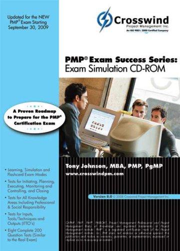 PMP Exam Success Series: 3500 Question Exam Simulation CD-ROM pdf epub