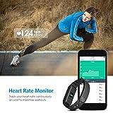 AMIR Sport Fitness Tracker, Sports Wristband with