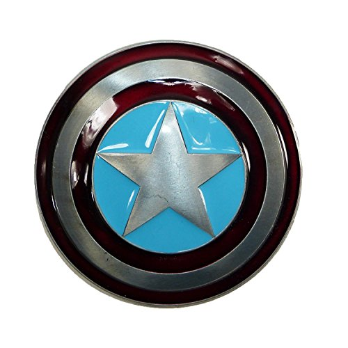 captain america belt with buckle - 4