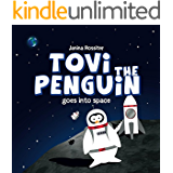 Tovi the Penguin goes into space