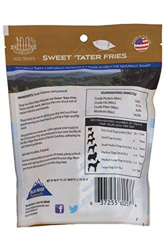 Blue Ridge Naturals - Sweet Tater Fries, 1 lb. (1 Pack)
