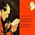 Der Bund der Rothaarigen / Die einsame Radfahrerin Hörbuch von Sir Arthur Conan Doyle Gesprochen von: Peter Weis