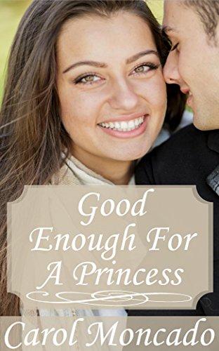 Religious Goods (Good Enough for a Princess: Contemporary Christian Romance (The Montevaro Monarchy Book)