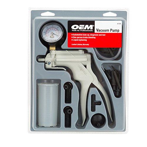 OEMTOOLS 25136 One Man Brake Bleeder & Vacuum Pump Test Kit by OEMTOOLS (Image #5)