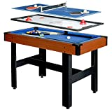 "Hathaway Triad 48"" 3-in-1 Multi-Game Table"