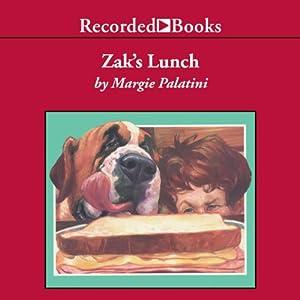Zak's Lunch Audiobook