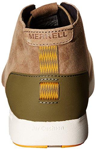 Merrell Herren Freewheel Bolt Chukka High-Top Braun (Coriander)