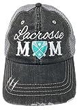 Katydid Lacrosse Mom Womens Trucker Hat