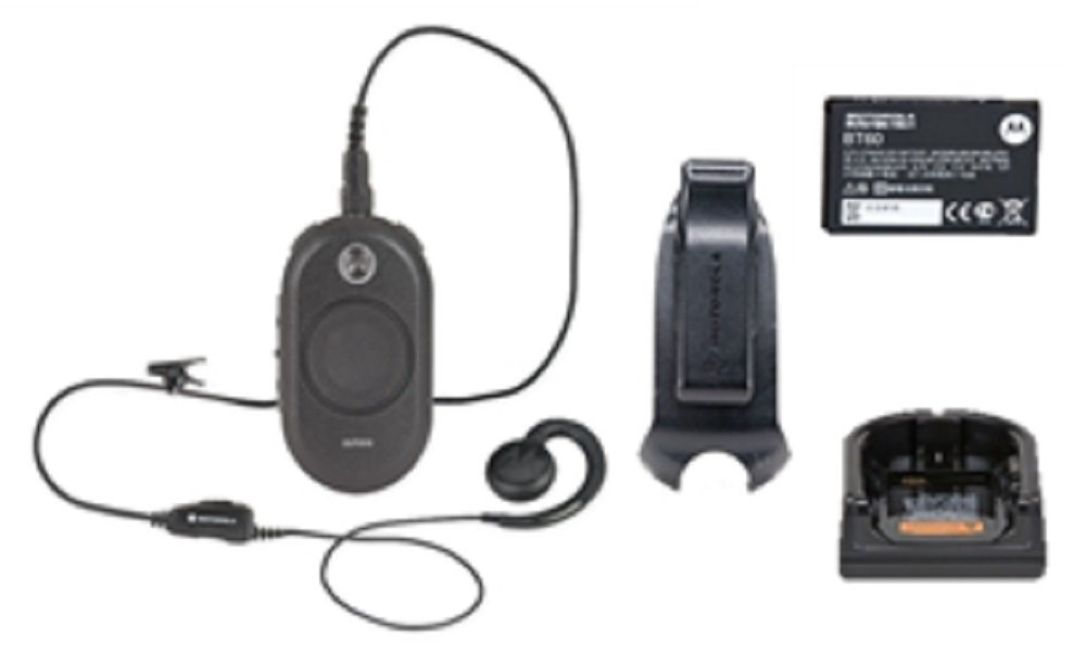 6 Pack of Motorola CLP1010 Two Way Radio Walkie Talkies