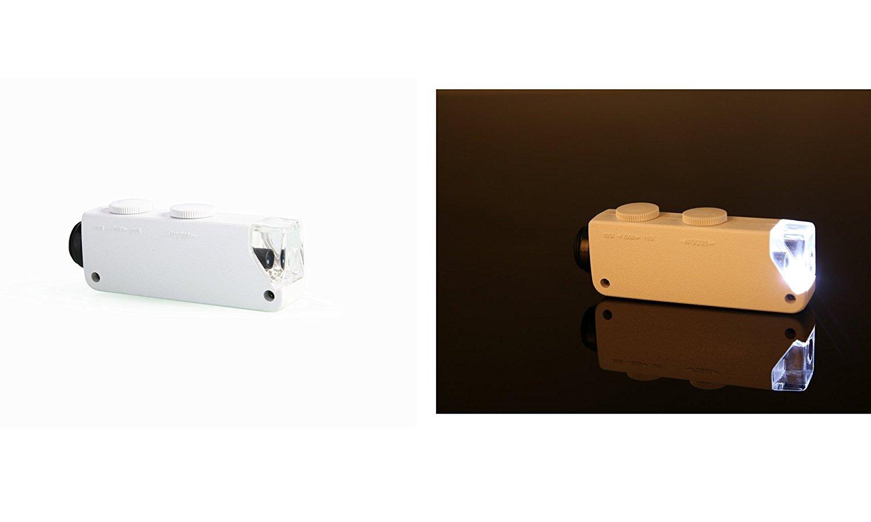 Wonbsdom Microscope Objectif Universel LED /à Clipser Zoom 200X Chiffon de Nettoyage en Microfibre pour iPhone 4S//5//5S//5C//SE//6//6S Plus//7//7 Plus iTouch/&iPad Samsung Galaxy S4//S5//S6//S7 Note 2//3//4//5//6 HTC Nokia Sony BlackBerry,/etc.