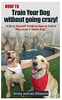 "How to Train Your Dog Without Going Crazy!: A Do-It-Yourself Guide to How to Train Your Dog to Be a ""Smart Dog"" by [Dilworth, Ian, Dilworth, Kristy]"