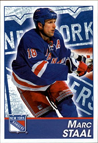 2013-14 Panini Stickers #111 Marc Staal - - 111 Marc