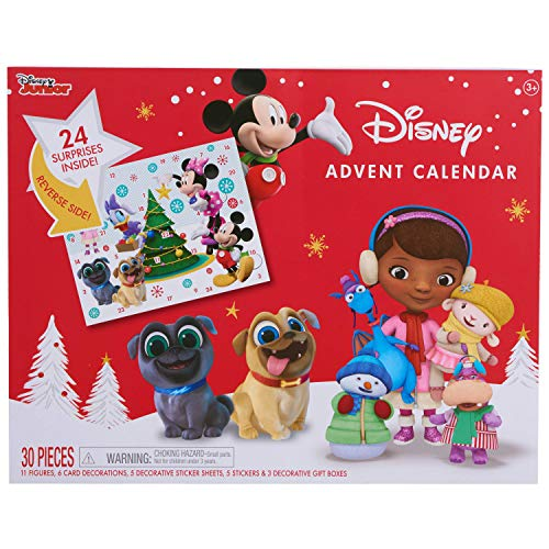 Disney Jr. Advent Calendar Exclusive Only $29.99