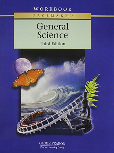General Science: Workbook (Pacemaker Curriculum )