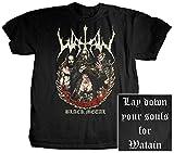Watain - Vintage Fire T-Shirt Size L