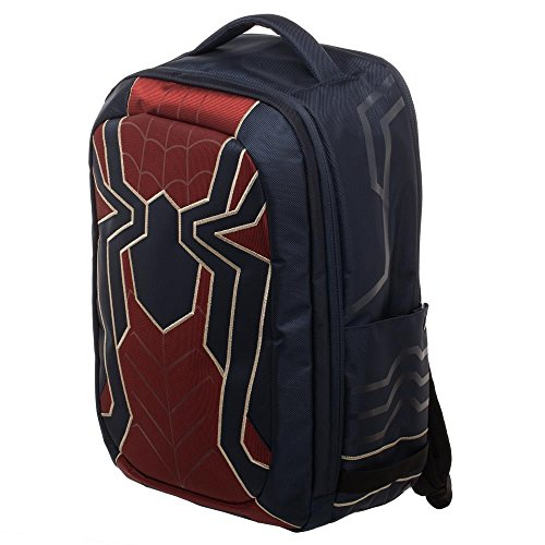 Avengers: Infinity War Iron Spider Built Up Laptop Backpack ()