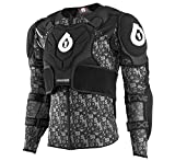 six six one Evo Pressure Suit (Black, Small)
