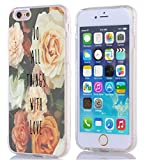 Case For Iphone 6, Iphone 6 Case Bible Verses Christian Quotes 4.7 Inches Do All Things With Love