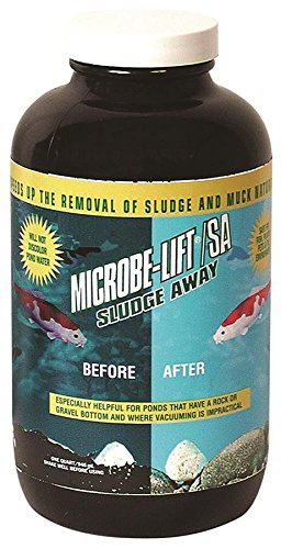 Microbe Lift 32-Ounce Pond Microbe-Lift Sludge Away ()