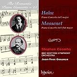 Hahn / Massenet: Piano Concertos