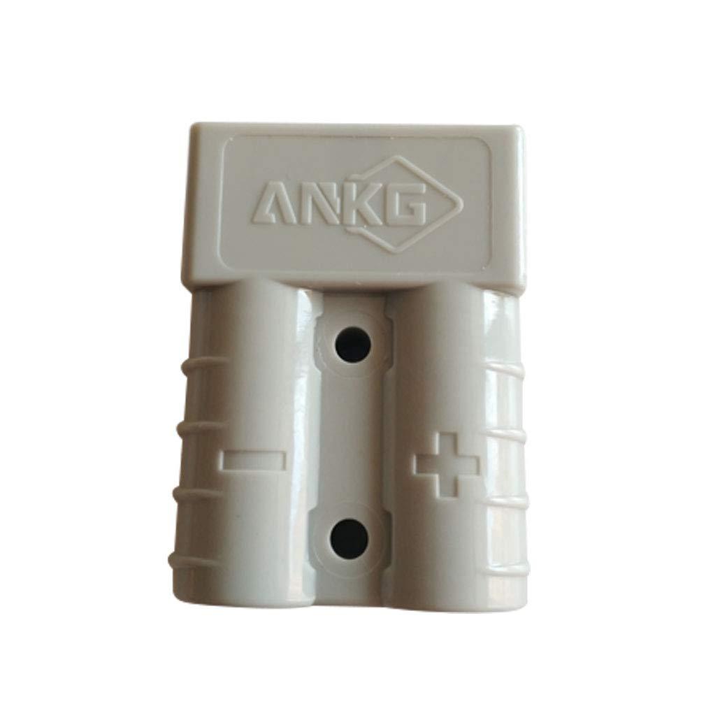 Kit 8 Awg Batterie Connecteur 50A Batterie Connexion Rapide Prise de Connecteur 50Amp 600V Pour Voiture Van Les Modes Moto 4 PCS