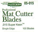 Fletcher-Terry MatMate Replacement Blades (Pack of 100) 1 pcs sku# 1840020MA