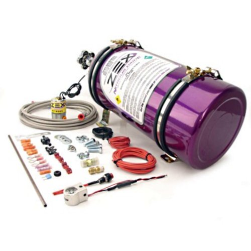 Wet Nitrous System - ZEX 82270 Nitrous Show Purge Kit without Light