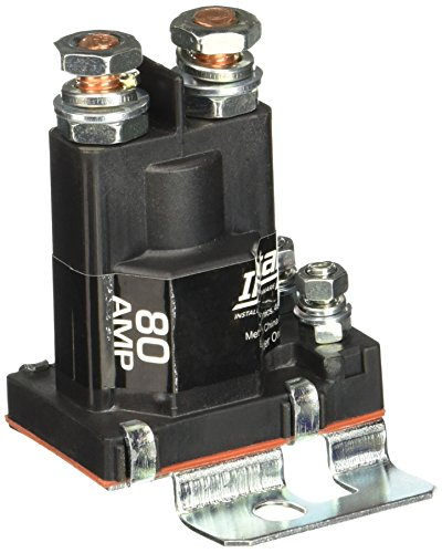 Install Bay IB80 80-AMP Relay by Install Bay