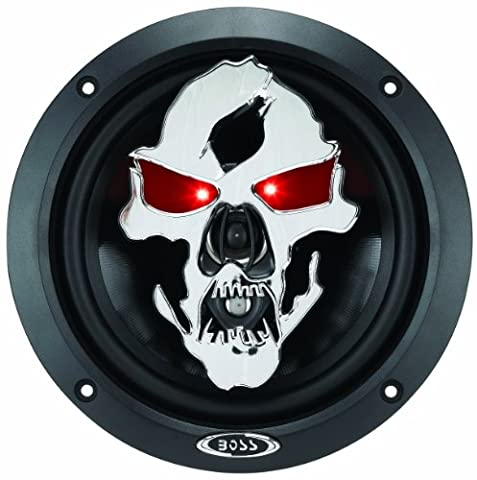 BOSS Audio SK653 350 Watt (Per Pair), 6.5 Inch, Full Range, 3 Way Car Speakers (Sold in Pairs) (2006 Toyota Sequoia Speakers)