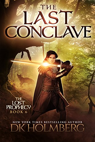 The Last Conclave (The Lost Prophecy Book 6) cover