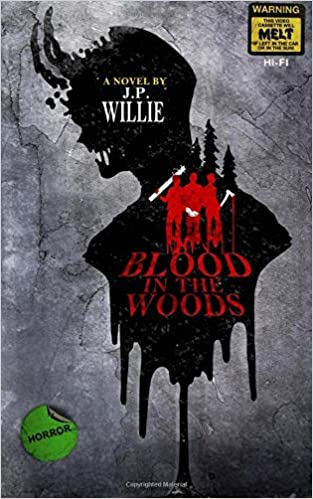 db3d349a941e Blood in The Woods: J P Willie: 9781948318068: Amazon.com: Books