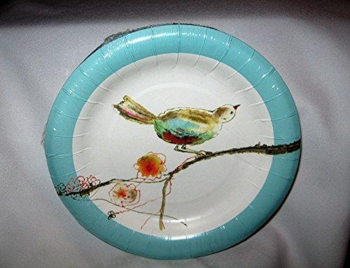 Lenox Chirp Luncheon/Dessert Plates - Pack of 16