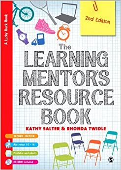 Book The Learning Mentor's Resource Book (Lucky Duck Books) by Kathy Salter (2010-11-22)