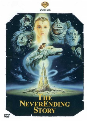 The Neverending Story POSTER Movie (27 x 40 Inches - 69cm x 102cm) (1984) (Style B)