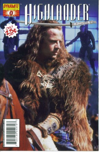 Highlander #0 (Dynamite Entertainment Comics)