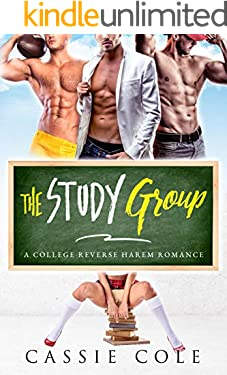 The Study Group: A College Reverse Harem Romance