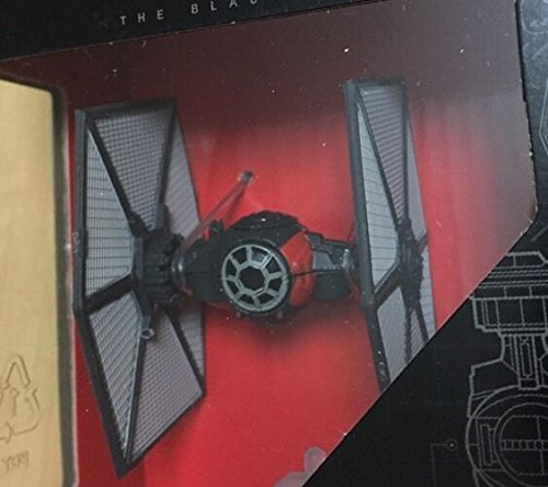 Qiyun New Star Wars Black Series Titanium First Order Special Forces Tie Fighter 04 (Star Wars Black Series Titanium Tie Fighter)