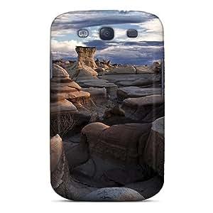 Design Bisti Badlands New Mexico Hard For Case Samsung Note 3 Cover