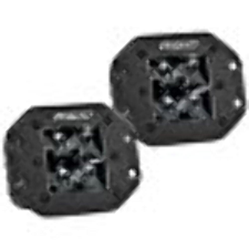 Rigid Industries 212213BLK D-Series Midnight Spot Light by Rigid Industries