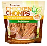 Scott Pet Chicken Chomps 1Lb Chicken Filets, 1 Pouch