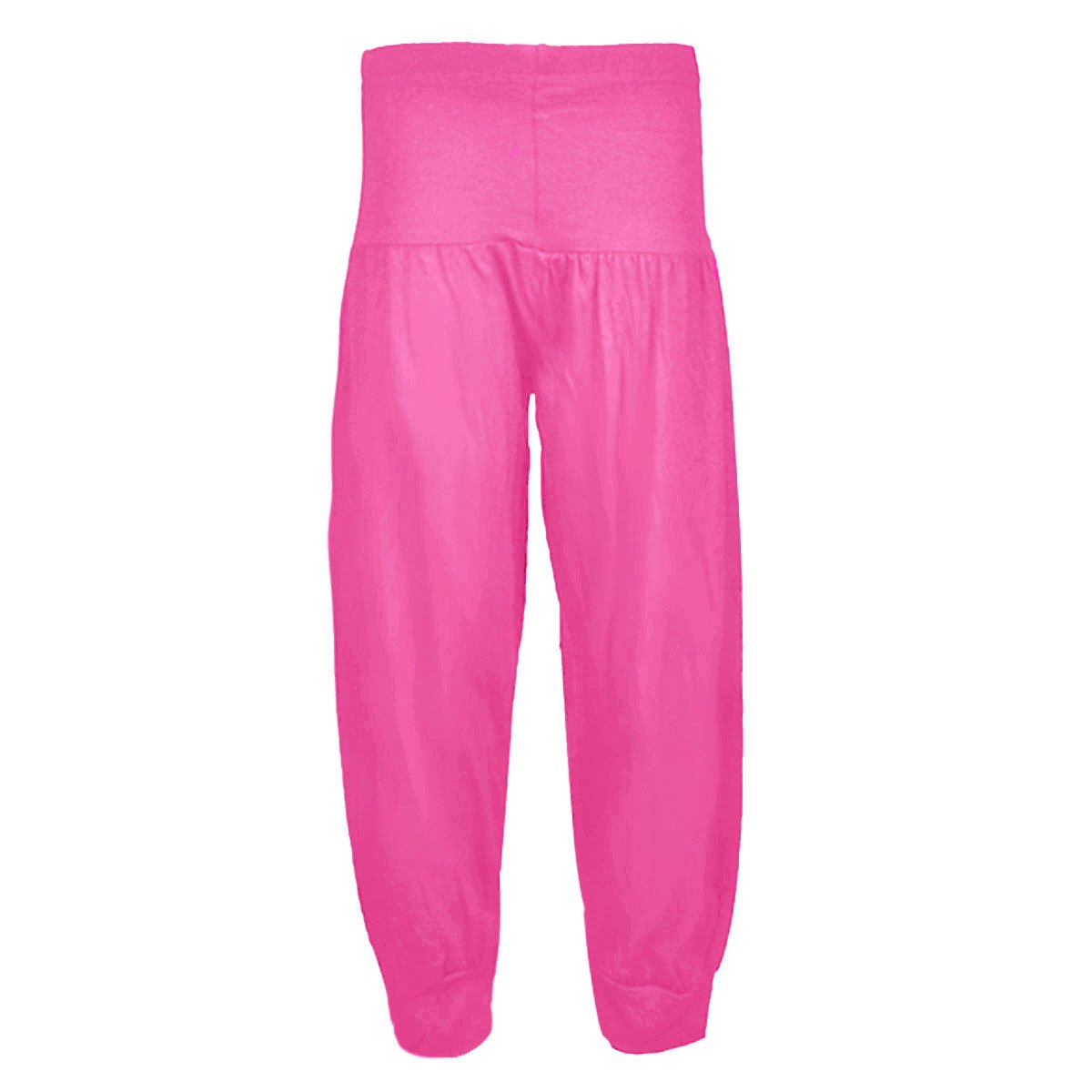 Miss Vanilla Girls Kids Plain Alibaba Harem Pant Trousers Age 7-13 Years