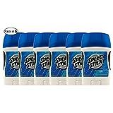 Men Speed Stick Cool Clean Antiperspirant Deodorant 1.8Oz 51g (Pack of 6)