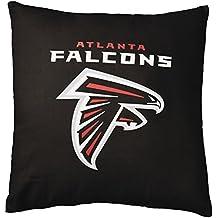 "NFL Atlanta Falcons Printed Pillow, 18"", Red"