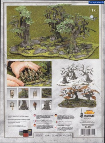 - Games Workshop Warhammer Terrain: Citadel Wood
